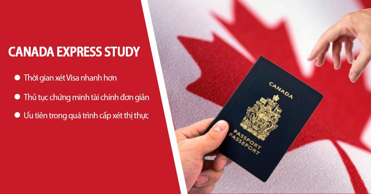 Chương trình CES (Canada Express Study) nhằm đơn giản hóa quy trình xét duyệt visa cho du học sinh