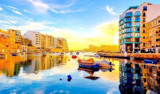 Malta là quốc gia an ninh nhất Châu Âu