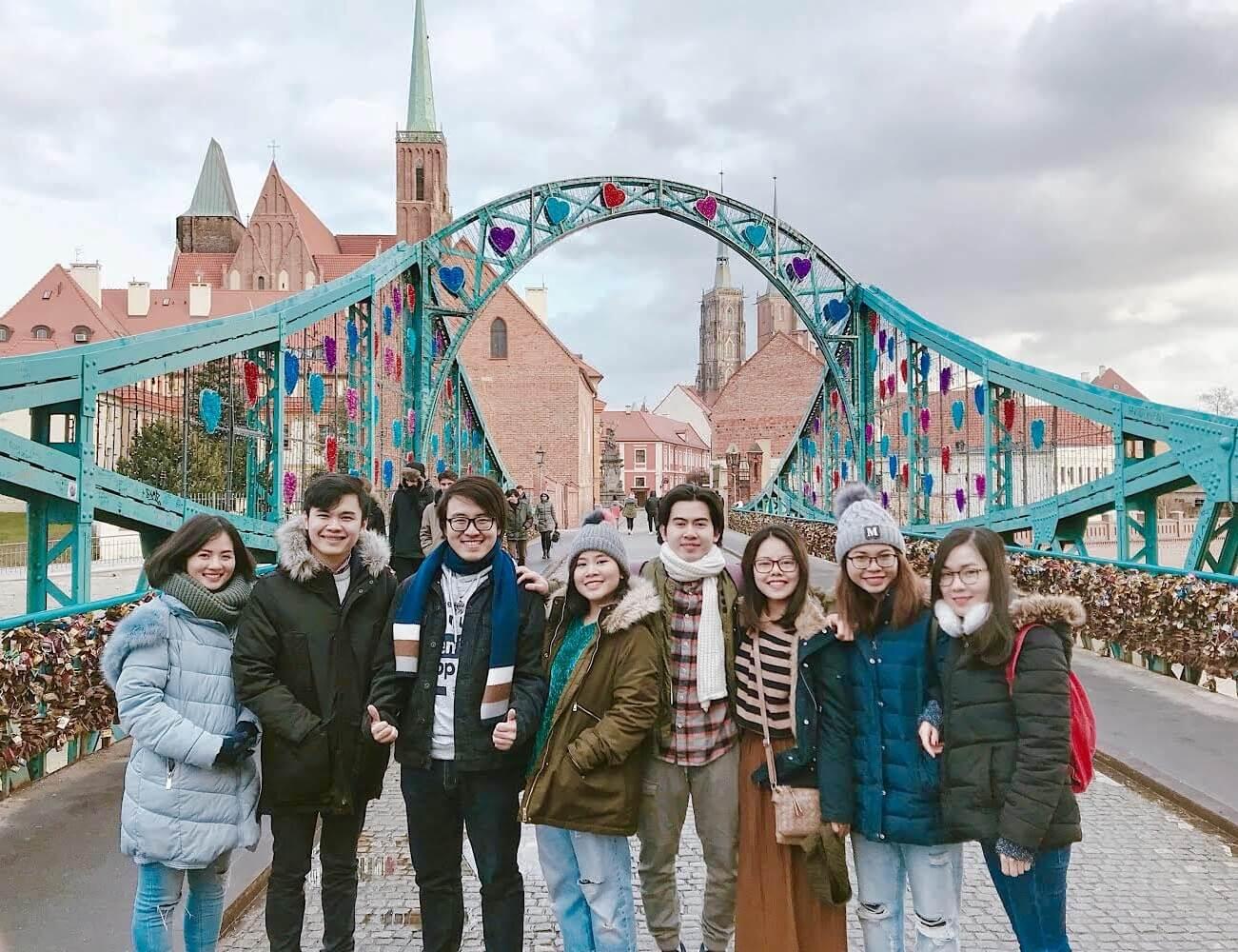 Dịch vụ tư vấn du học Ba Lan uy tín