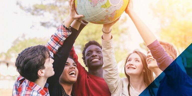 Xin học bổng du học Mỹ cần rất nhiều sự tự tin, quyết tâm và cả một chút may mắn